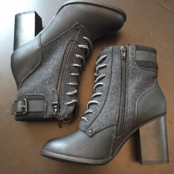 Spring Moto Ankle Boots | Poshmark
